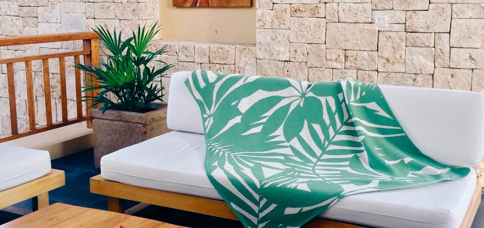 In2green Eco Poly Flora in Fern