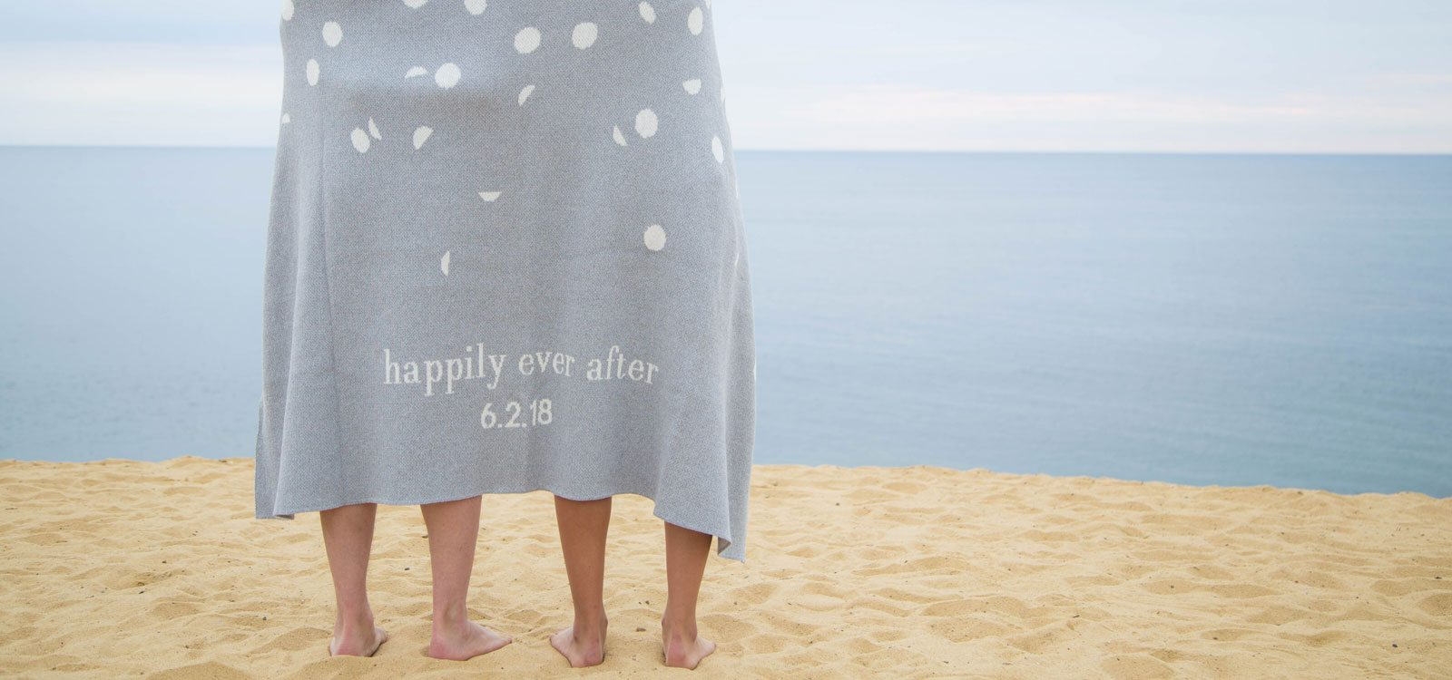 Personalized Wedding Gifts Personalized Wedding Blanket From In2green